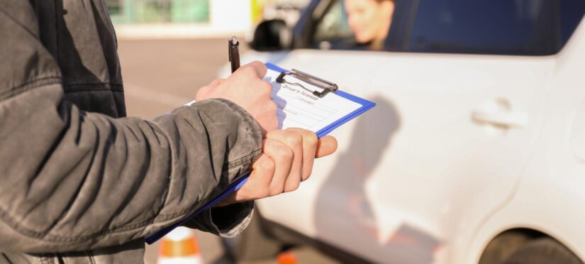 Driving training courses